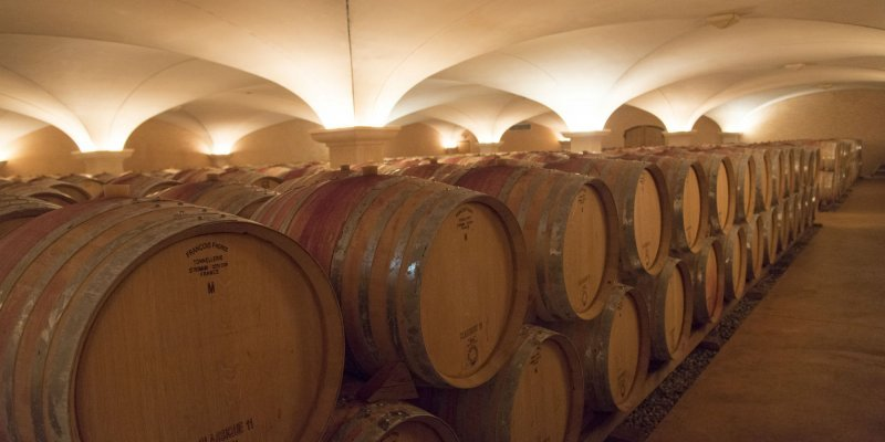 Wine-growers, cellars and brewery