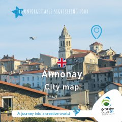 Annonay City Map